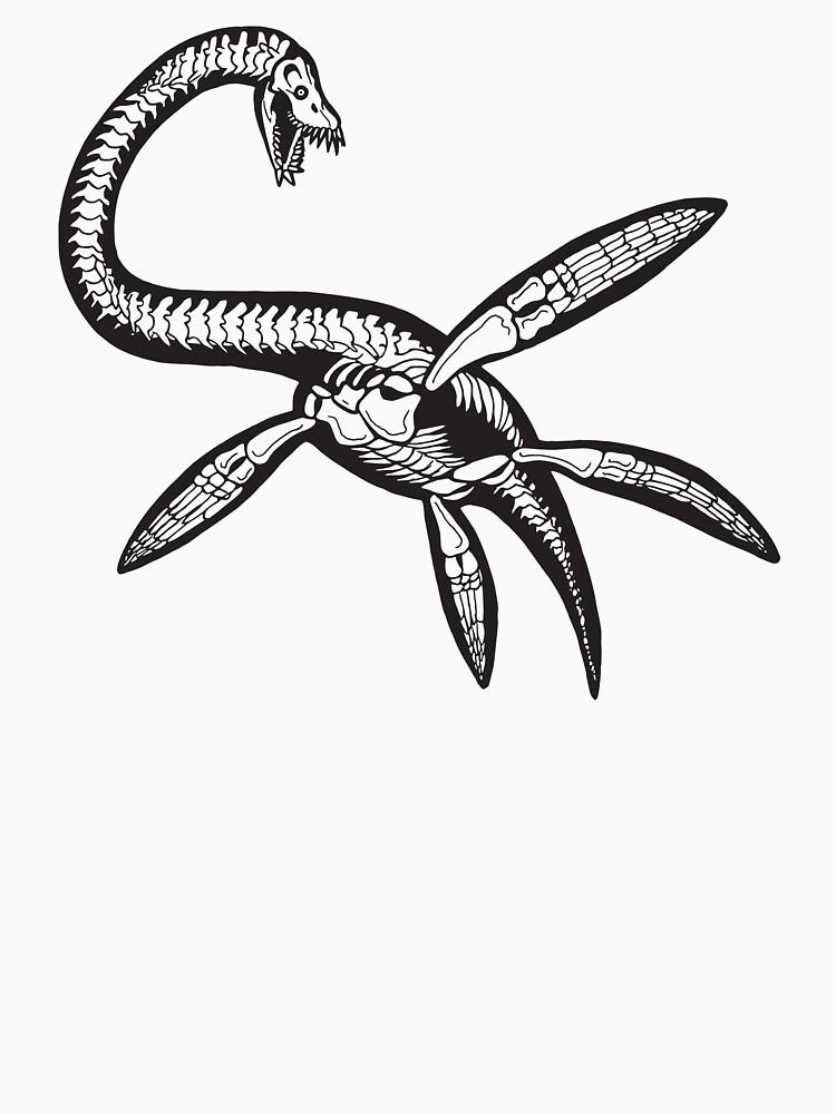 Elasmosaurus by crabsaw