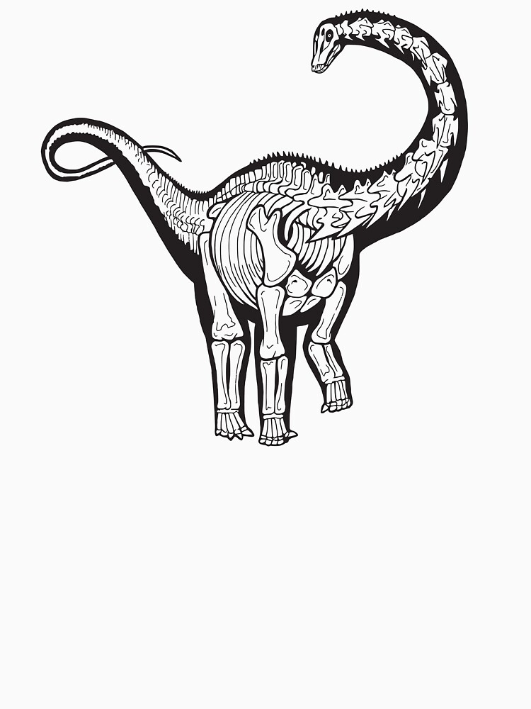Diplodocus by crabsaw