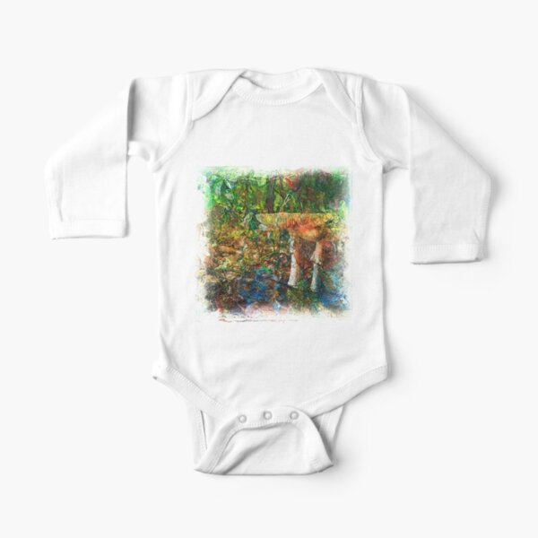 The Atlas Of Dreams - Color Plate 60 Long Sleeve Baby One-Piece