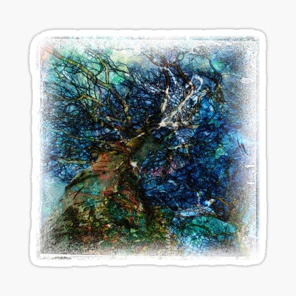 The Atlas Of Dreams - Color Plate 62 Sticker