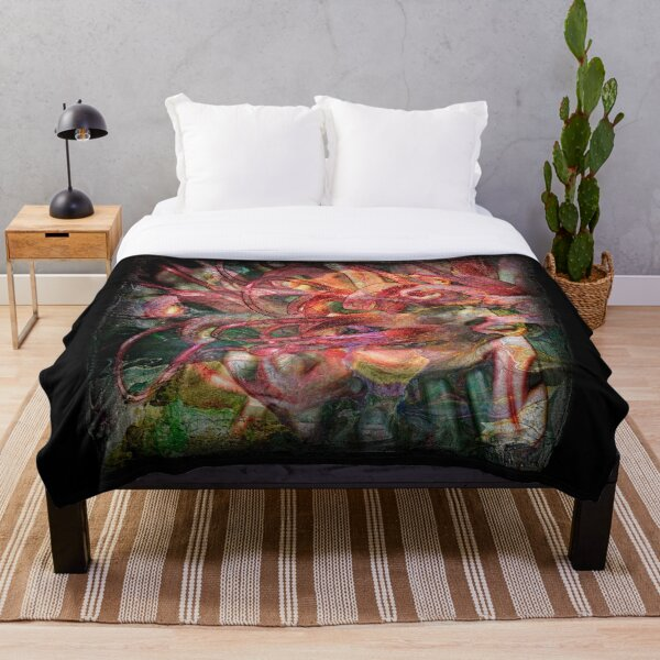 The Atlas Of Dreams - Color Plate 58 Throw Blanket