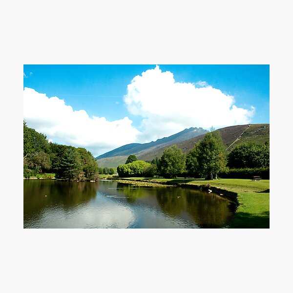 Silent Valley  Photographic Print