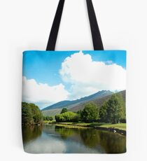 Silent Valley  Tote Bag