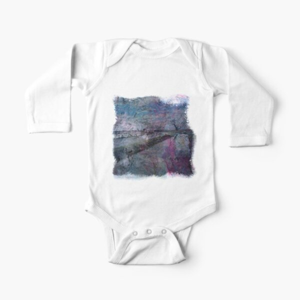 The Atlas Of Dreams - Color Plate 39 Long Sleeve Baby One-Piece