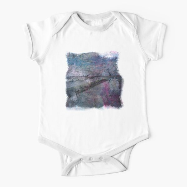The Atlas Of Dreams - Color Plate 39 Short Sleeve Baby One-Piece
