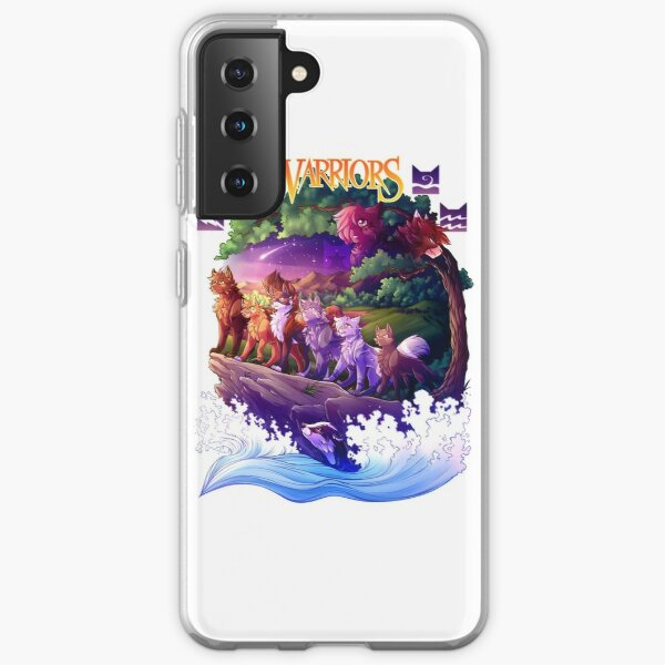 Warriors Series Two Samsung Galaxy Soft Case