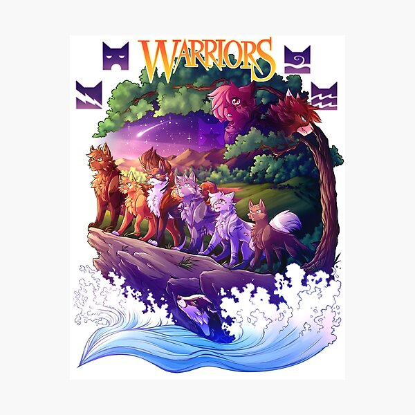 Warriors Series Two Photographic Print