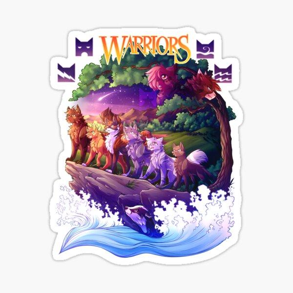 Warriors Series Two Sticker