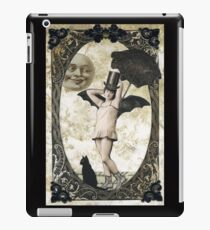 Halloween Moonlight Stroll iPad Case/Skin