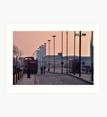 City of London Art Print