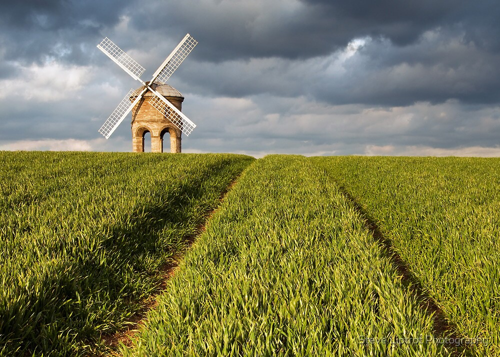 Chesterton Windmill by Stephen Liptrot
