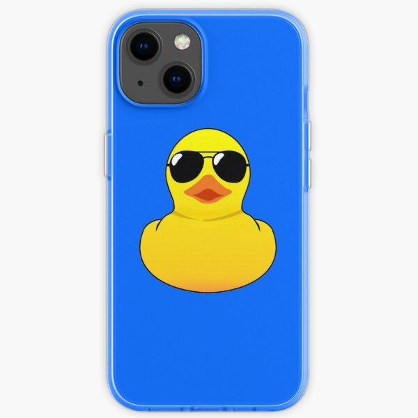Rubber Duck iPhone Soft Case