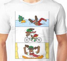 Christmathlon! Unisex T-Shirt
