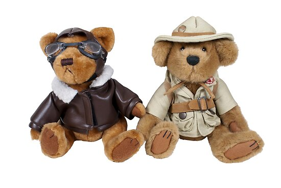 Adventure Bears by Penywise
