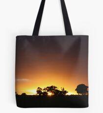 Sunrise Cranbourne West Tote Bag