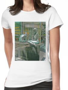 Dialogue Womens Fitted T-Shirt