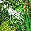 Snake Hands  by Marta Tesoro