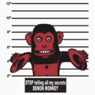 Demon Monkey ii by KISSmyBLAKarts