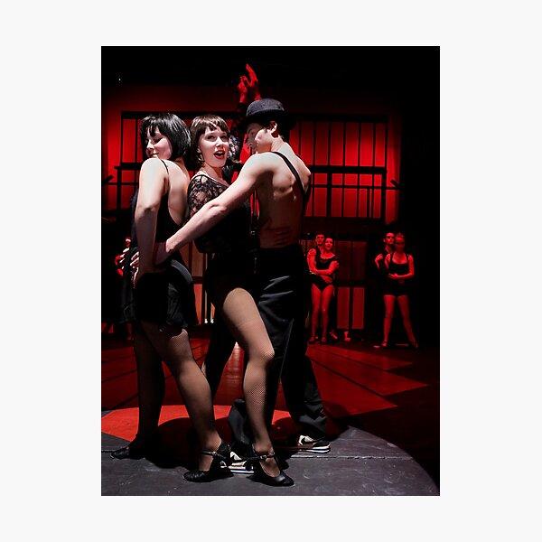 Cell Block Tango  (Chicago 20) Photographic Print