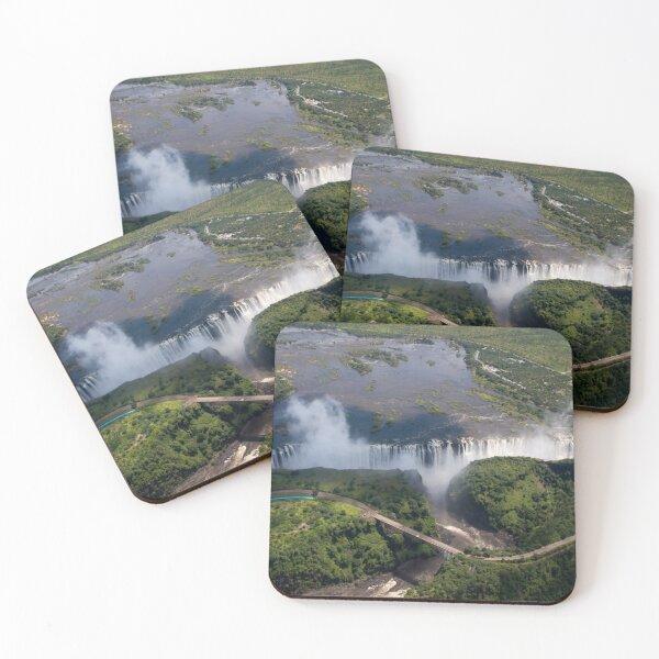 Victoria Falls Coasters (Set of 4)
