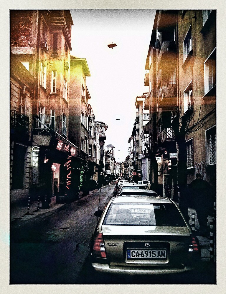 The Street by nicephore
