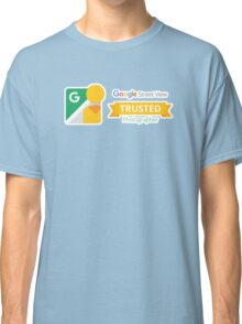 Google Maps | Street View | Trusted Photographer Classic T-Shirt