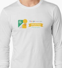 Google Maps | Street View | Trusted Photographer Long Sleeve T-Shirt