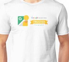Google Maps | Street View | Trusted Photographer Unisex T-Shirt