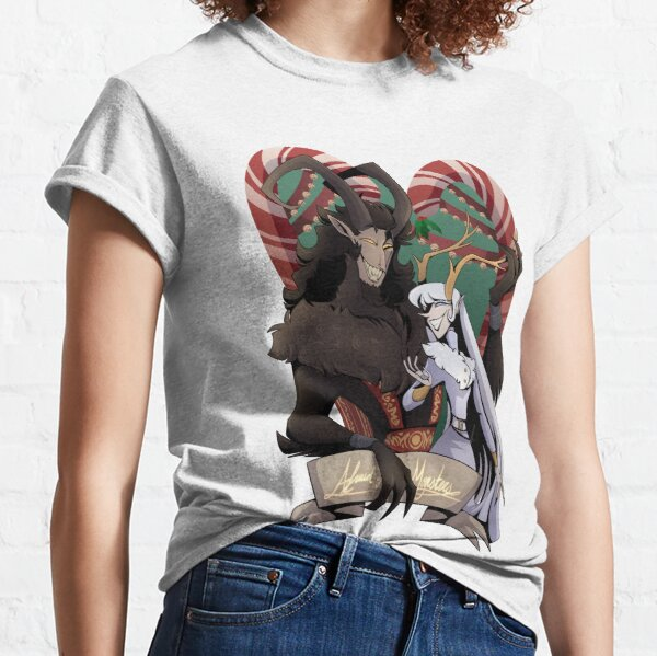 Krampus and Perchta Classic T-Shirt