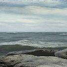 Waves ©  by Dawn Becker
