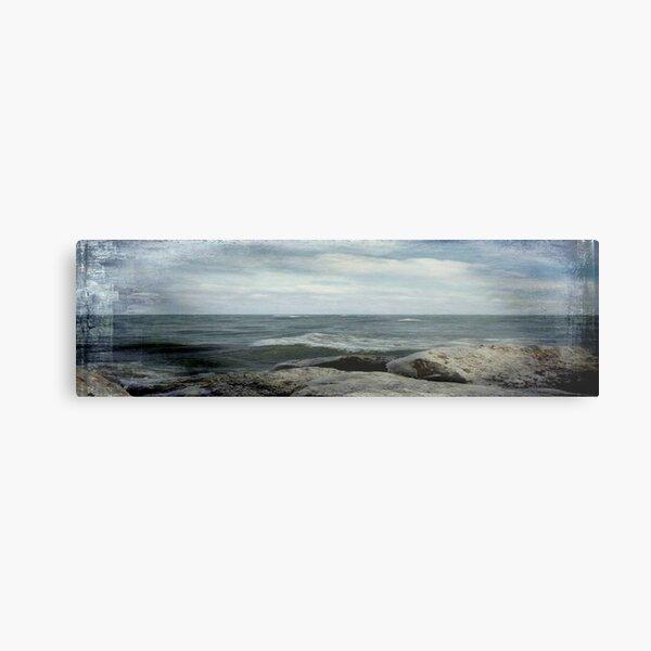 Waves ©  Metal Print