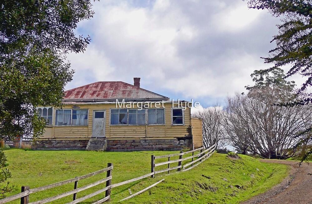 Abandoned Farmhouse,  Tasmania, Australia by Margaret  Hyde