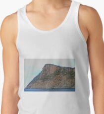 Klippen, Bruny Island, Tasmanien, Australien Tank Top