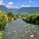 Beautiful River by Daidalos