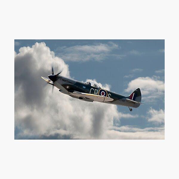 Supermarine Spitfire Mk XVI Photographic Print