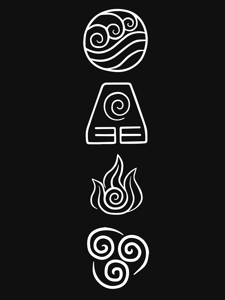 Avatar - The Four Elements by Daljo