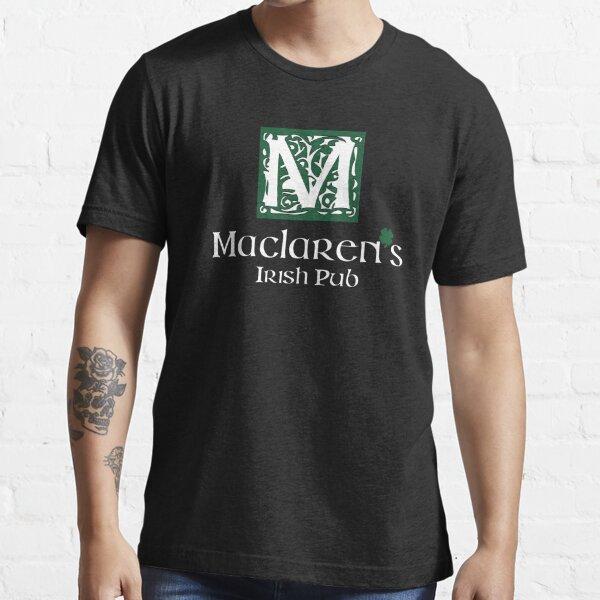 De Maclaren Camiseta esencial