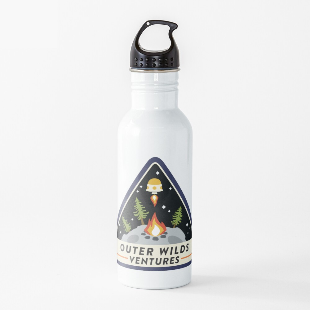 Outer Wilds Ventures Water Bottle