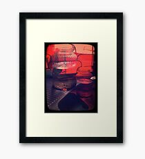 Lost Spaces_2 Framed Print