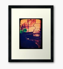 Lost Spaces_1 Framed Print