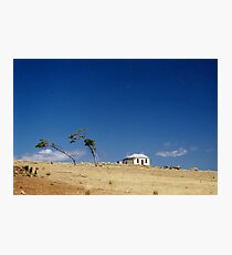 Bleak House, Maria Island, Tasmania, Australia Photographic Print