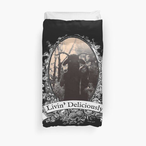 Livin' Deliciously Duvet Cover