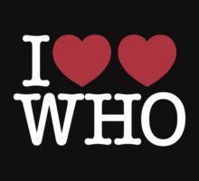 I  WHO (dark)