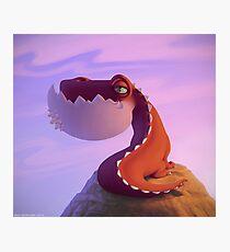 Dragonsaur Photographic Print