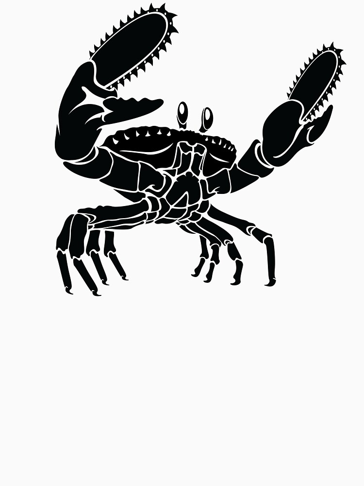 Crab On Acid by crabsaw