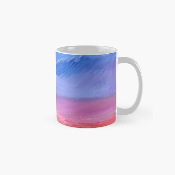 Surreal Landscape Painting by b5cully Classic Mug