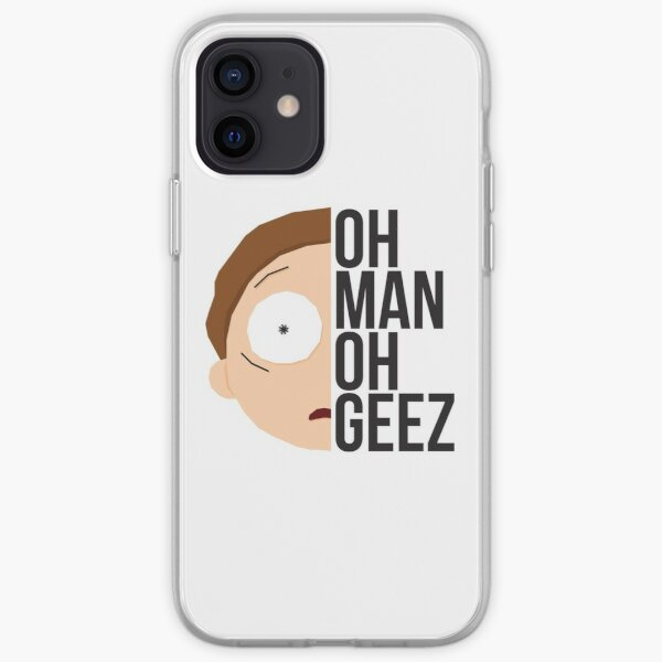 Oh Geez iPhone Soft Case