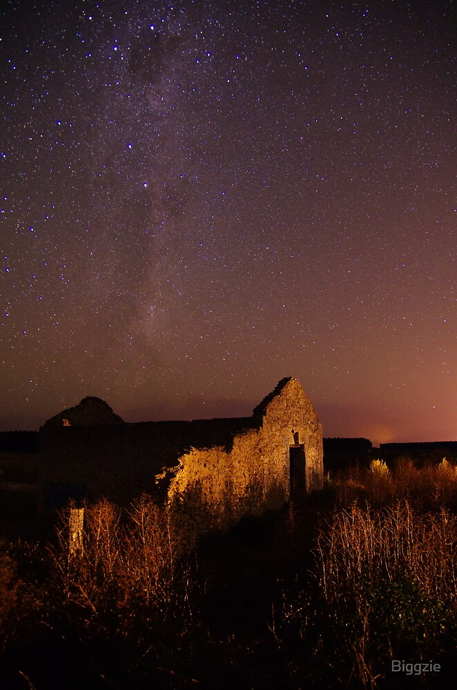 Withering under the Milkyway by Biggzie