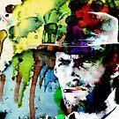 Clint Cowboy Hero Movie Western  Prints Posters by Robert  Erod