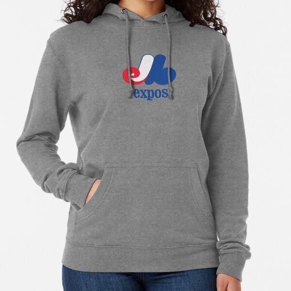 Best Seller - Montreal Expos Logo Lightweight Hoodie